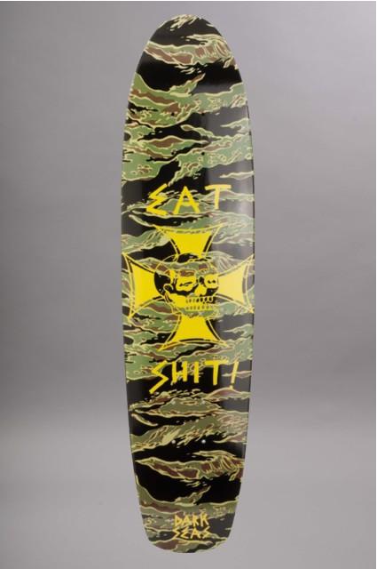 Plateau de skateboard Dark seas-Eat Shit-INTP