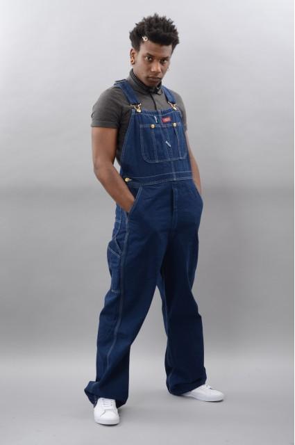 Pantalon homme Dickies-Bib Overall-FW17/18