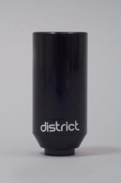 District-Peg Alu Black X1 A L unite-INTP