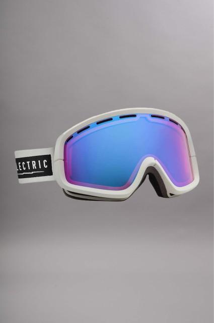 Masque hiver homme Electric-Egb2 White Tropic Ecran Supplementaire Inclus-FW14/15