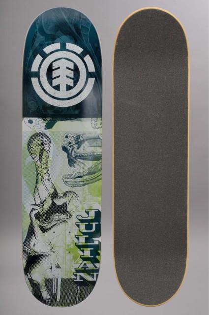 Plateau de skateboard Element-Julian Overprint-INTP