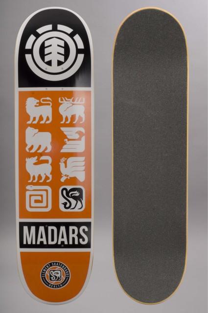 Plateau de skateboard Element-Madars Ascend-INTP