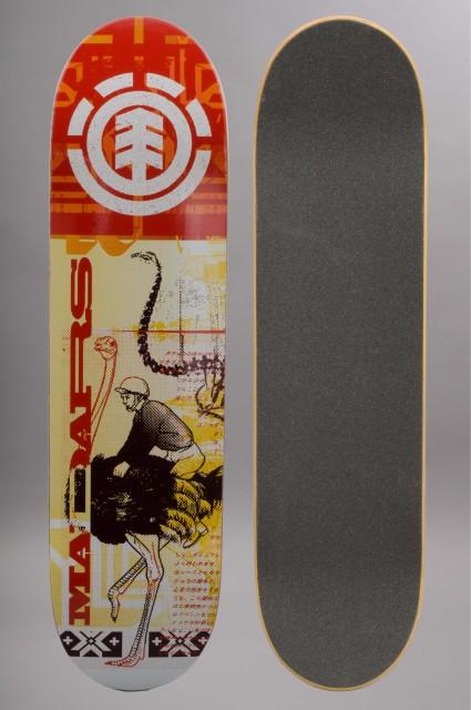 Plateau de skateboard Element-Madars Overprint-INTP