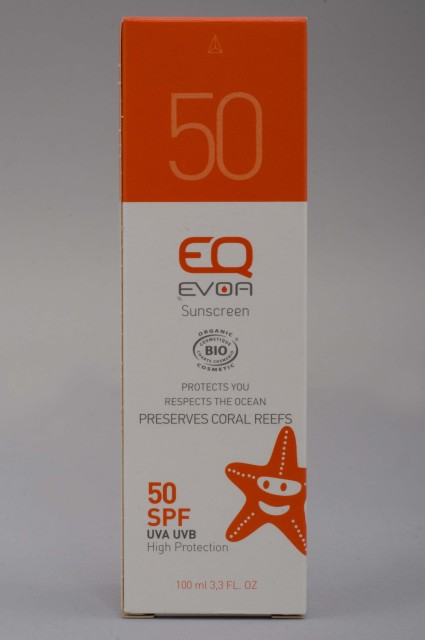 Eq-Creme Solaire Spf50 100ml-SS16