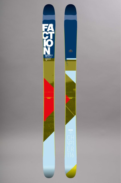 Skis Faction-Chapter 116-FW15/16