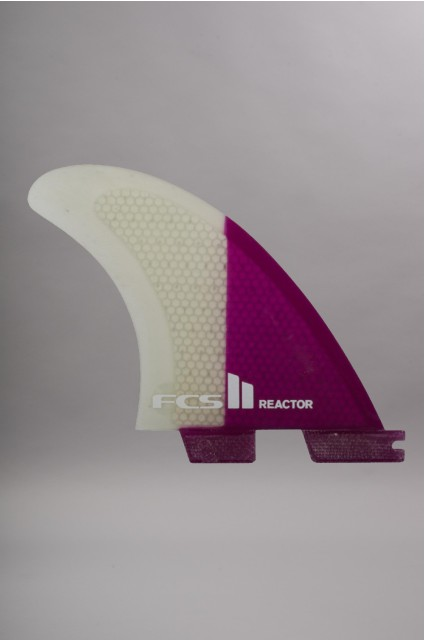 Fcs-2 Reactor Pc Medium Tri Fins-SS14