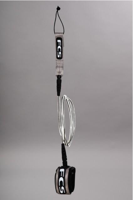 Fcs-Comp Leash 5.5mm Black Coaxial-SS14