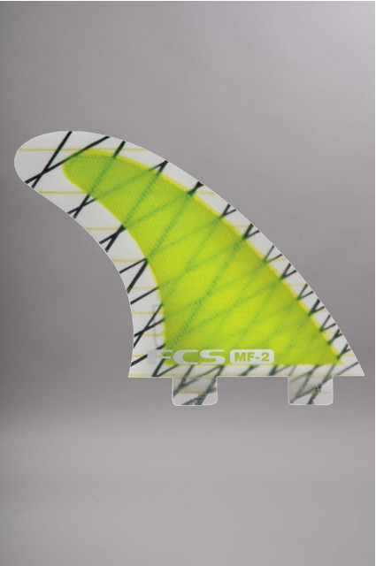 Fcs-Mf-2 Pc Medium Tri Fins-SS14