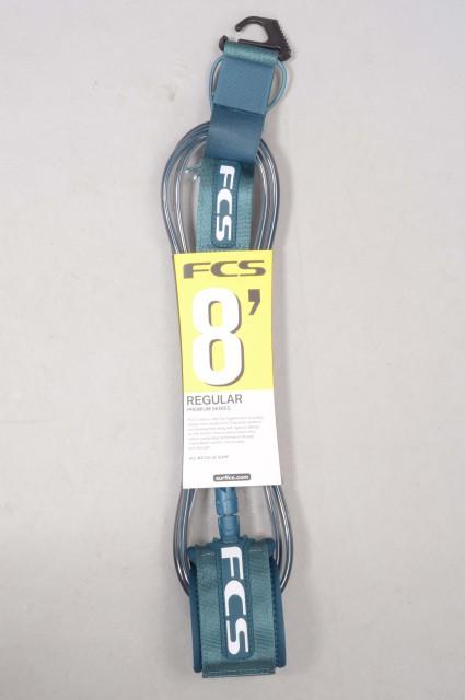 Fcs-Premium Regular Leash 7mm-SS15