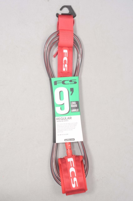 Fcs-Regular Ankle Leash 7mm-SS15