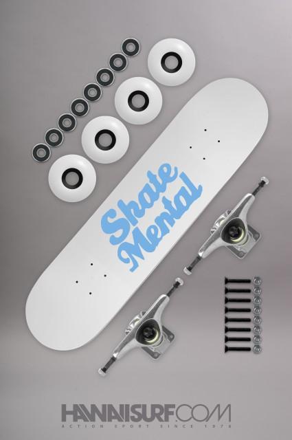 Film-Pack Skatemental