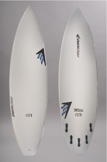 Planche de surf Firewire-Hellrazor 2 Fst Boitiers Ailerons Future-SS14