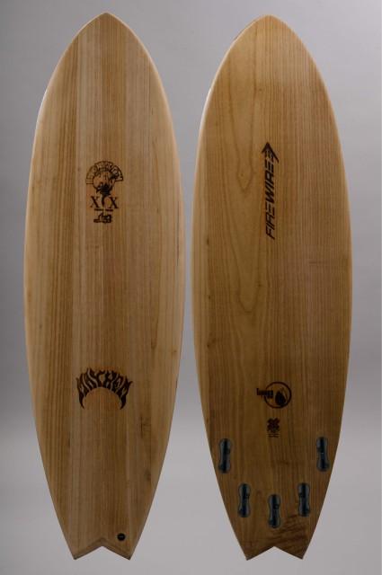 Planche de surf Firewire-Round Nose Fish Tt Boitiers Fcs 2-SS15