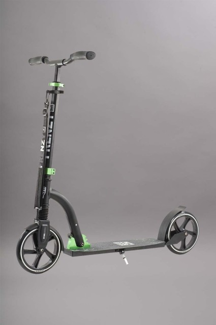 Trottinette complète Frenzy-Scooter 205mm Suspension-INTP