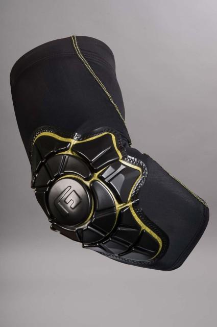 G-form-Pro-x Elbow Balck/yellow-INTP