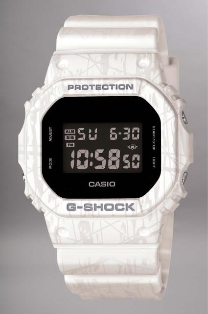 G-shock-Casio Dw5600sl7er-FW15/16