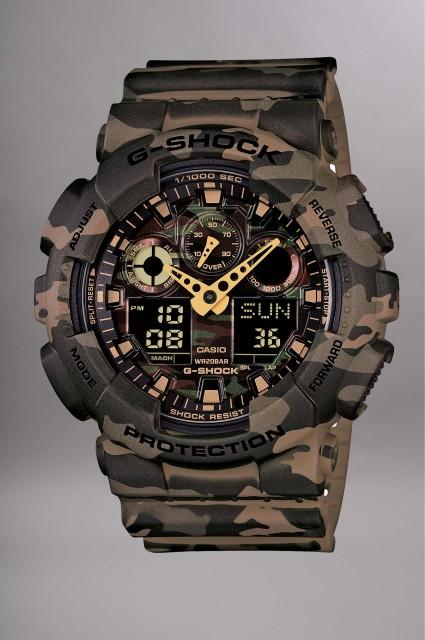 G-shock-Ga100cm5aer-FW15/16