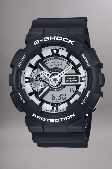 G-shock-Ga110bw1aer-FW15/16