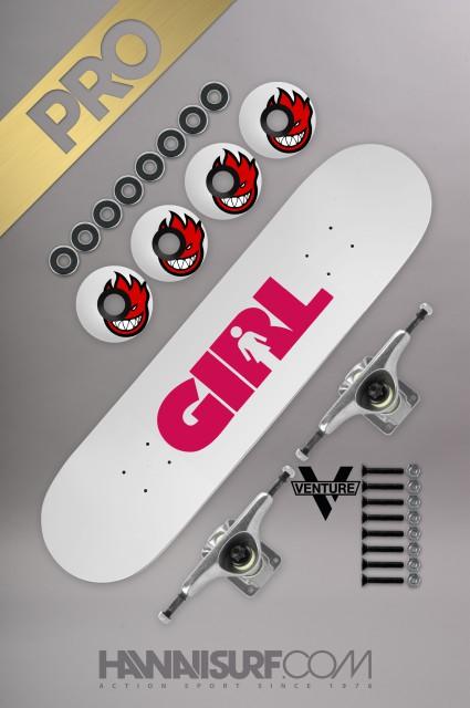 Girl-Pack Pro