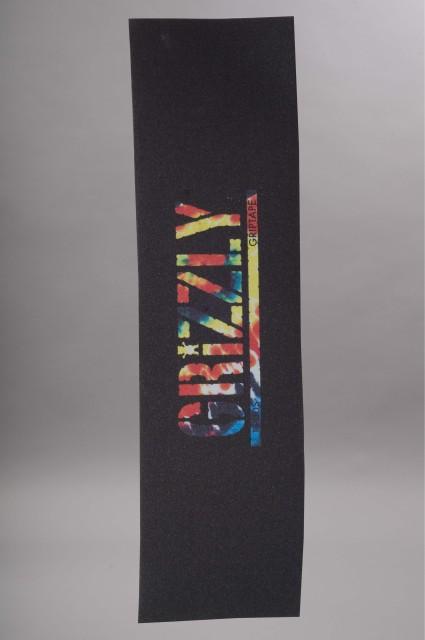 Grizzly-T-puds Tie Dye Orange-INTP