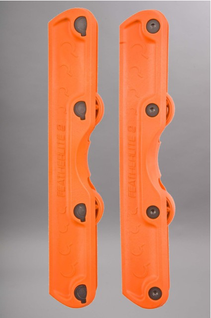 Ground control-Featherlite 2  Orange Vendu Par Paire-INTP