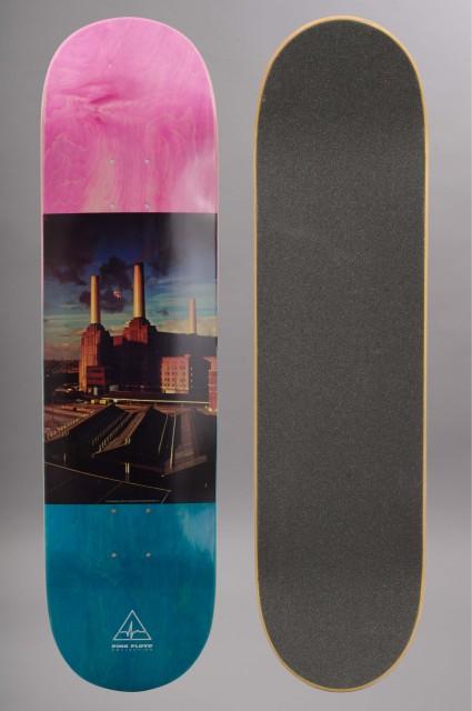 Plateau de skateboard Habitat-Animals Pink Floyd-INTP
