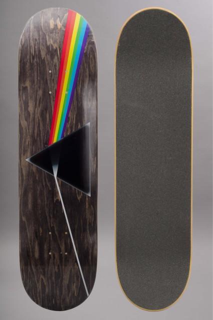 Plateau de skateboard Habitat-Dark Side Of The Moon Pink Floyd-INTP