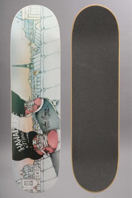 Plateau de skateboard Hawaii-Haziza 20th Anniversary-INTP