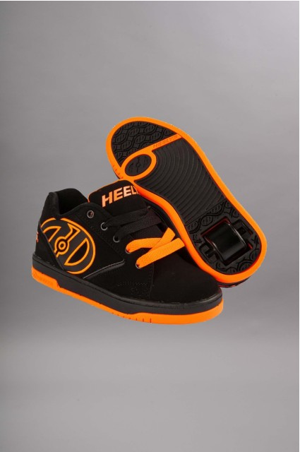 Heelys-Propel 2.0 Black/orange-2016