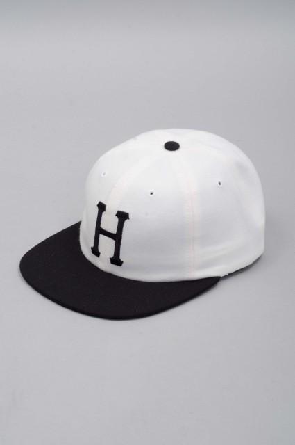 Huf-Classic H 6 Panel Black-SPRING17