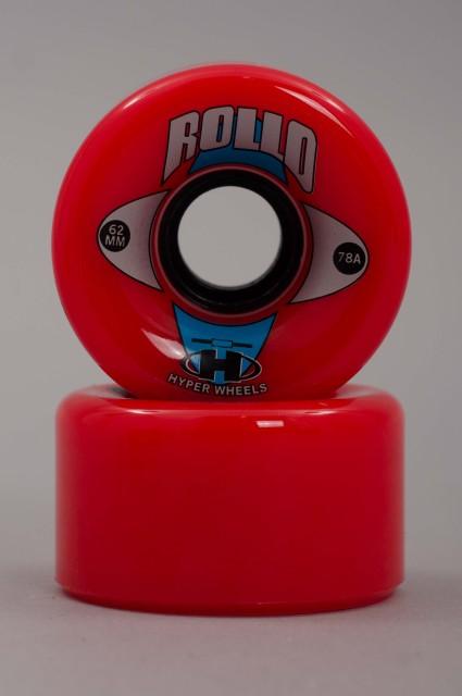 Hyper-Rollo Rouge 62mm-78a-2018