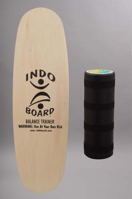 Indo board-Mini Pro Clear Planche+rouleau-INTP