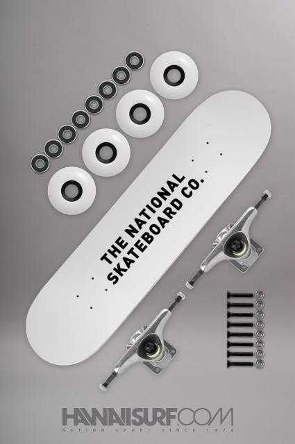 Iron trucks-Pack National Skateboard Co