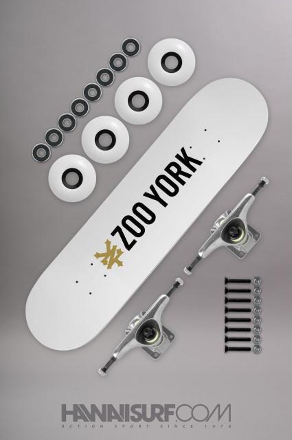 Iron trucks-Pack Zooyork