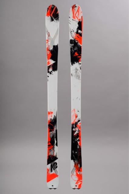 Skis K2-Amp Rictor 90 Xti-CLOSEFA16
