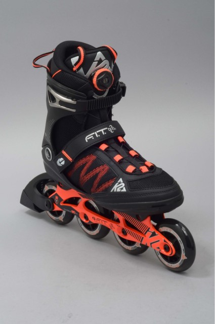 Rollers fitness K2-Fit Boa-2016