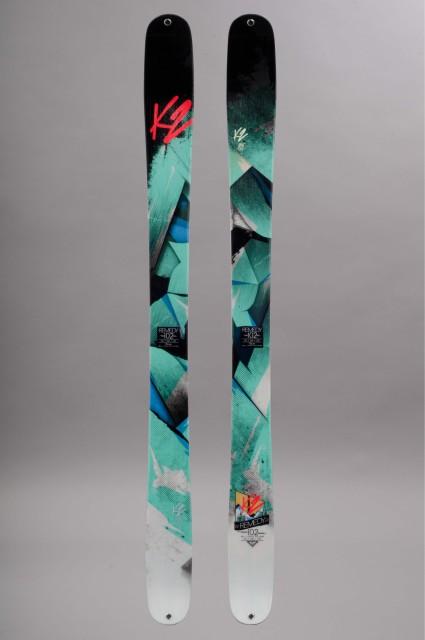 Skis K2-Remedy 102-CLOSEFA16