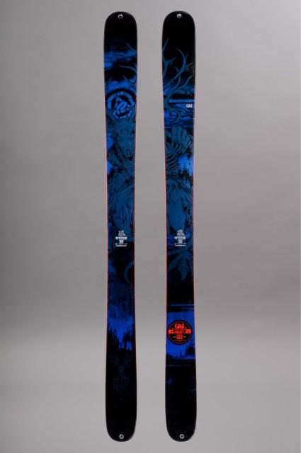 Skis K2-Shreditor 120-CLOSEFA16