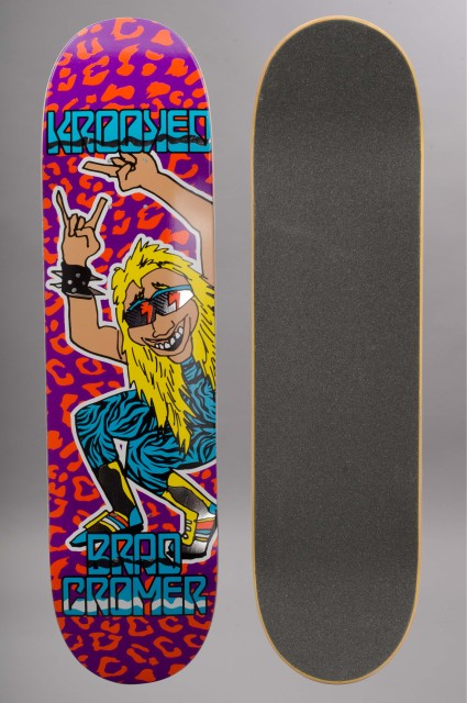 Plateau de skateboard Krooked-Cromer Glam-INTP