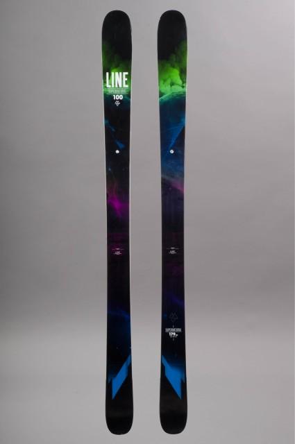 Skis Line-Supernatural 100-FW17/18