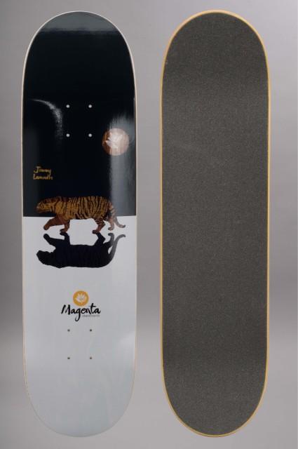 Plateau de skateboard Magenta-Jimmy Lannon-INTP