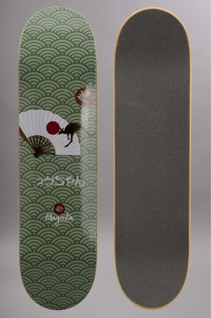 Plateau de skateboard Magenta-Kangaroo Koichiro Uehara Big-INTP