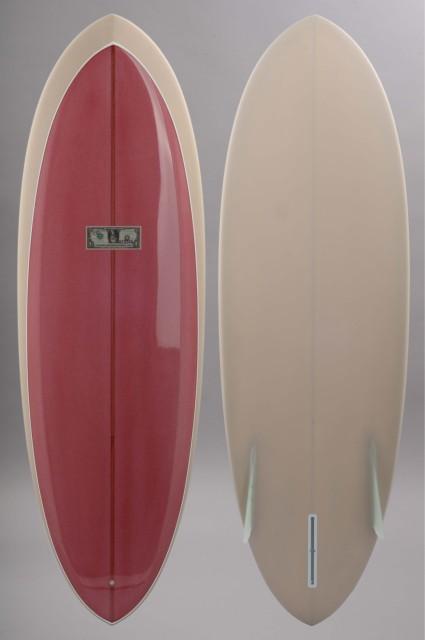 Planche de surf Mccallum-Wide Cs 5.8 Us Box-SS16