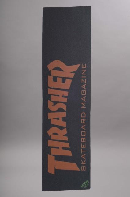 Mob-Thrasher Skate Mag Orange-INTP