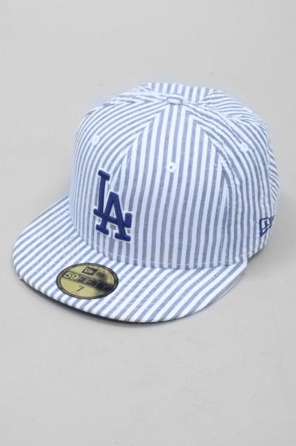 New era-Seersucker La Dodgers-SS15