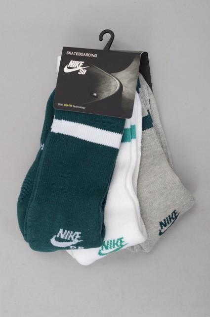 Nike sb-3 Pack Crew Socks-FW17/18