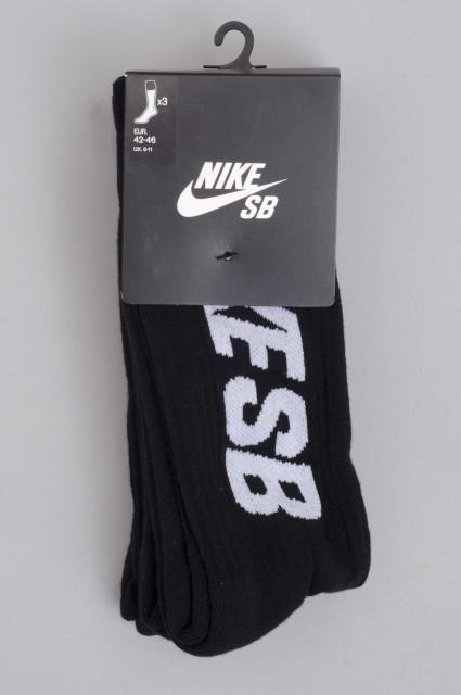 Nike sb-3 Packs Sock-SPRING16