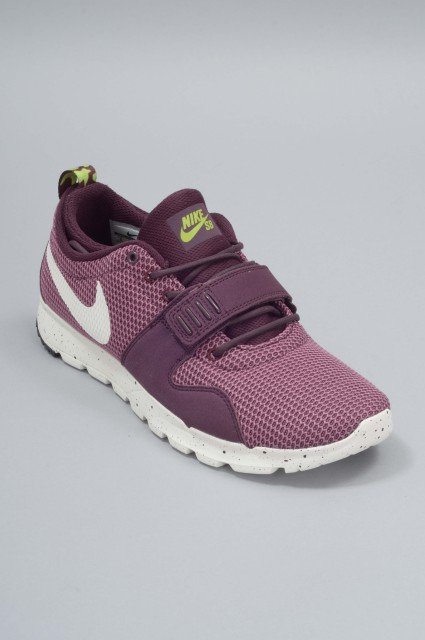 Nike Sb Trainerendor Merlot