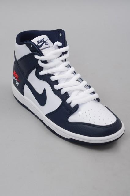 Chaussures de skate Nike sb-Zoom Dunk High Pro-FW17/18