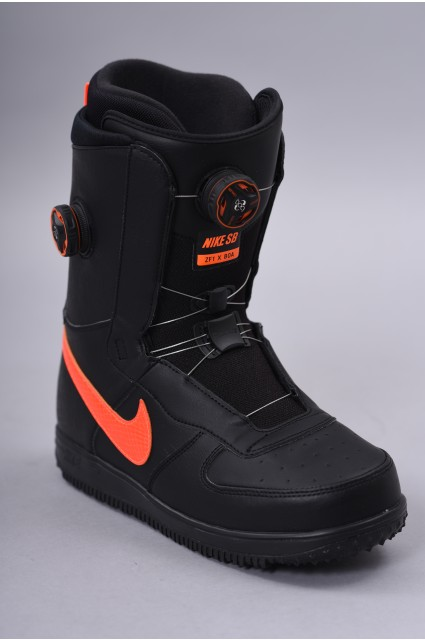 Boots de snowboard homme Nike sb-Zoom Force One X Boa-FW13/14